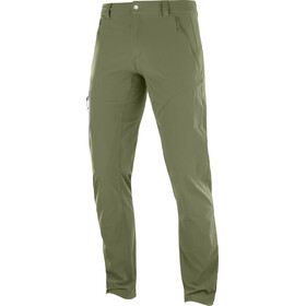 Salomon Wayfarer Tapered Pantalones Hombre, olive night